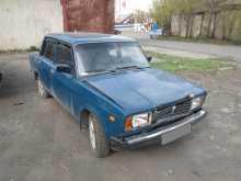 ВАЗ (Лада) 2107, 2000 г., Новокузнецк