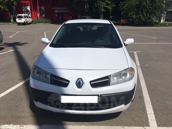Renault Megane, 2008 год, 210 000 руб.