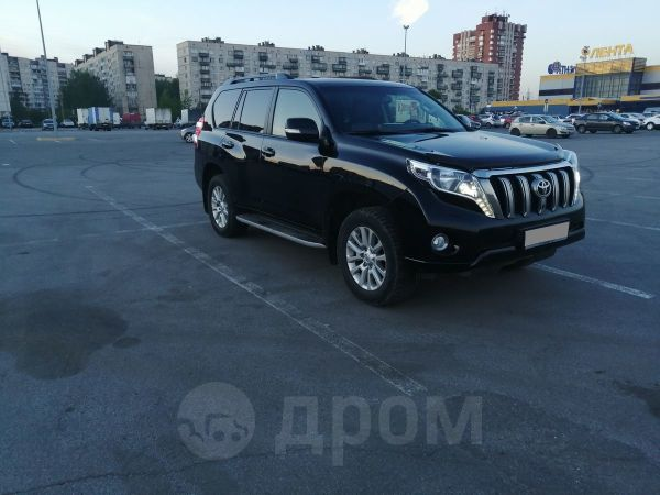 Toyota Land Cruiser Prado, 2015 год, 2 480 000 руб.