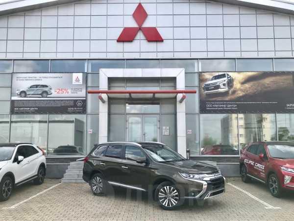 Mitsubishi Outlander, 2018 год, 2 341 000 руб.