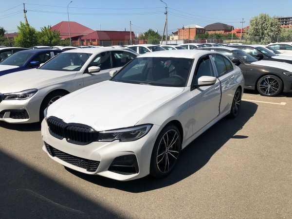 BMW 3-Series, 2019 год, 3 078 300 руб.