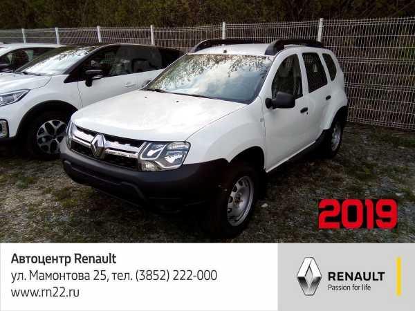 Renault Duster, 2019 год, 769 980 руб.