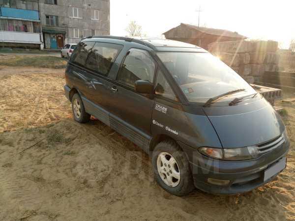 Toyota Estima Emina, 1992 год, 110 000 руб.