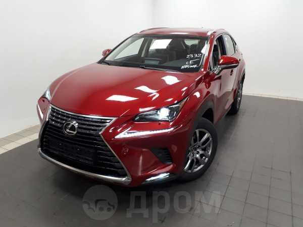 Lexus NX200, 2018 год, 2 464 000 руб.