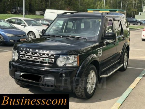 Land Rover Discovery, 2009 год, 980 000 руб.