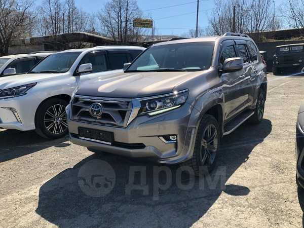 Toyota Land Cruiser Prado, 2018 год, 4 500 000 руб.