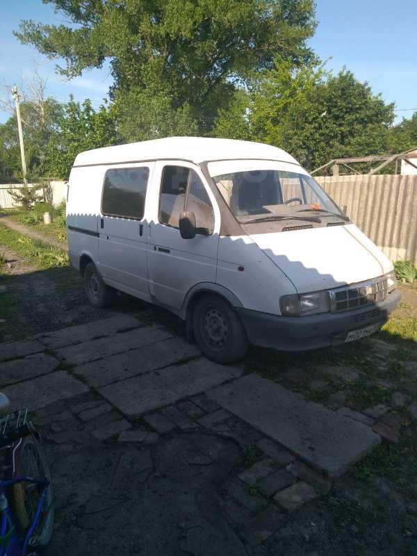 ГАЗ 2217, 2001 год, 95 000 руб.