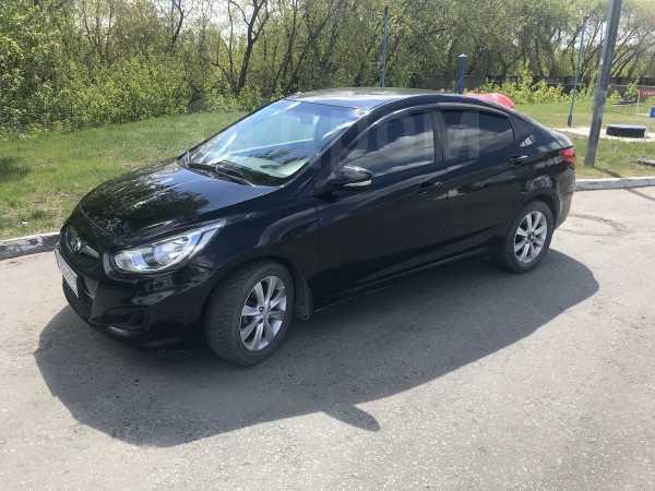 Hyundai Solaris, 2012 год, 365 000 руб.