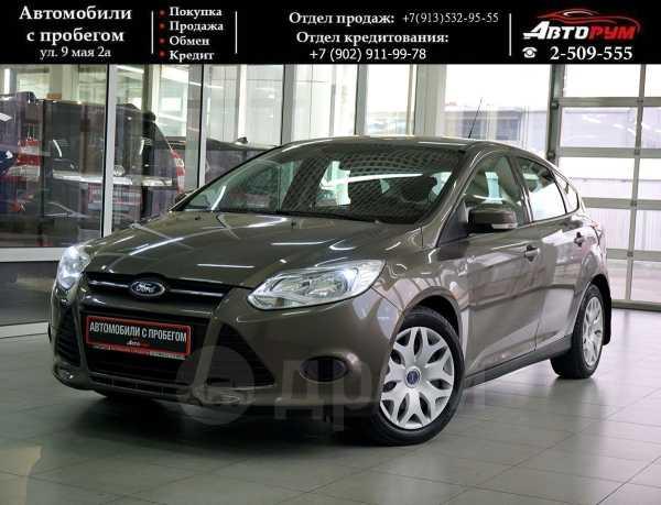 Ford Focus, 2013 год, 587 000 руб.