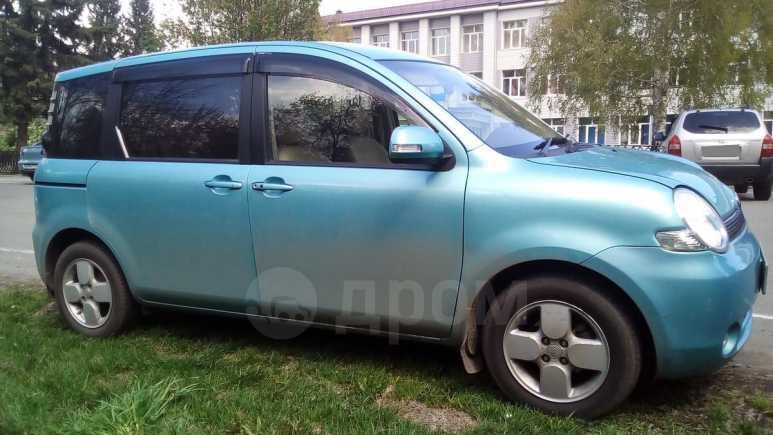 Toyota Sienta, 2006 год, 385 000 руб.