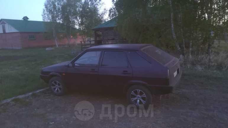 Лада 2109, 1997 год, 57 000 руб.