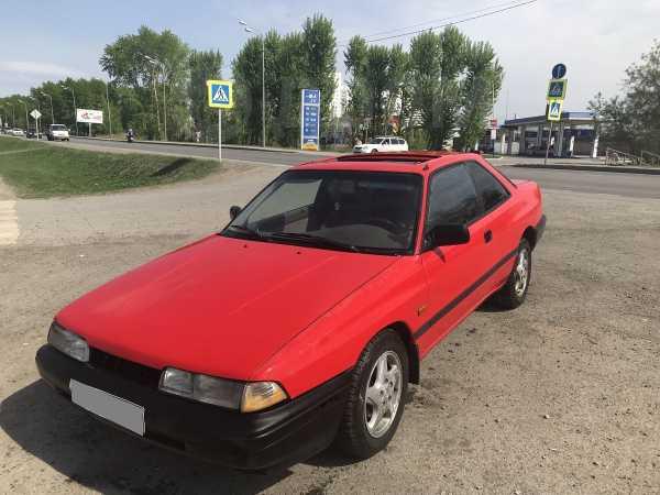 Mazda 626, 1989 год, 87 000 руб.