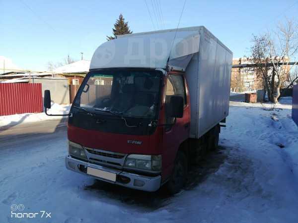 FAW CargoVan, 2008 год, 200 000 руб.