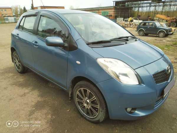 Toyota Yaris, 2008 год, 405 000 руб.