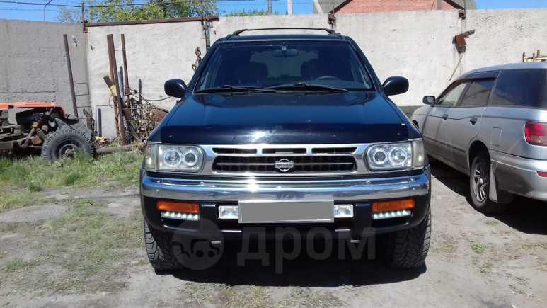 Nissan Pathfinder, 1998 год, 400 000 руб.