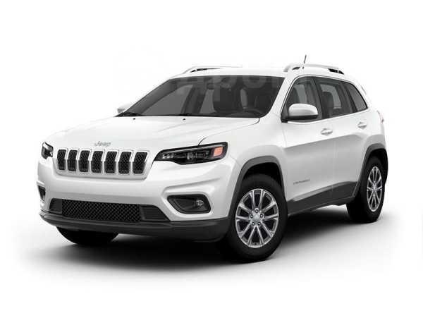 Jeep Cherokee, 2018 год, 2 854 000 руб.