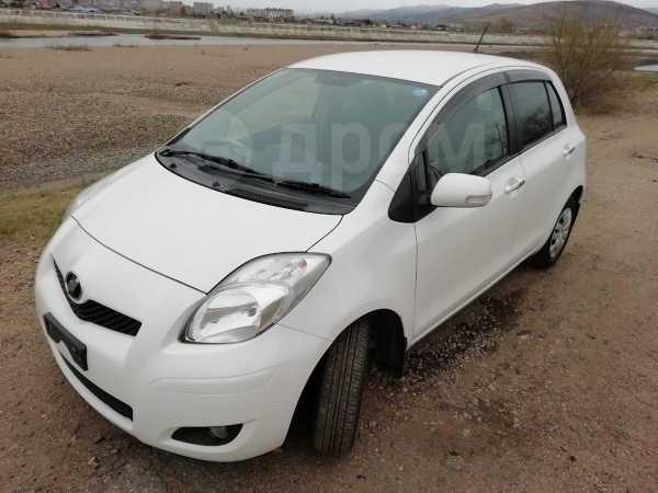Toyota Vitz, 2009 год, 423 000 руб.