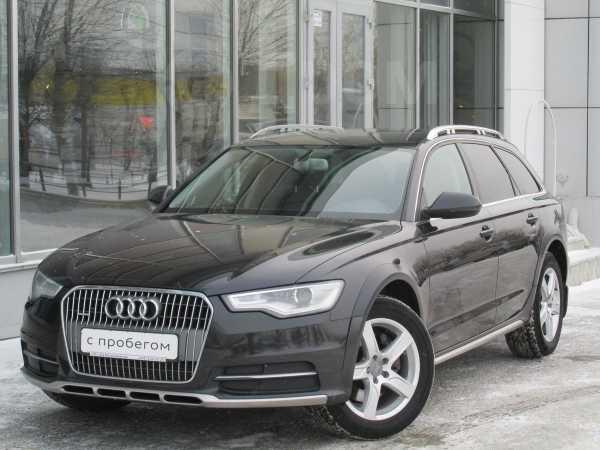 Audi A6 allroad quattro, 2013 год, 1 530 000 руб.