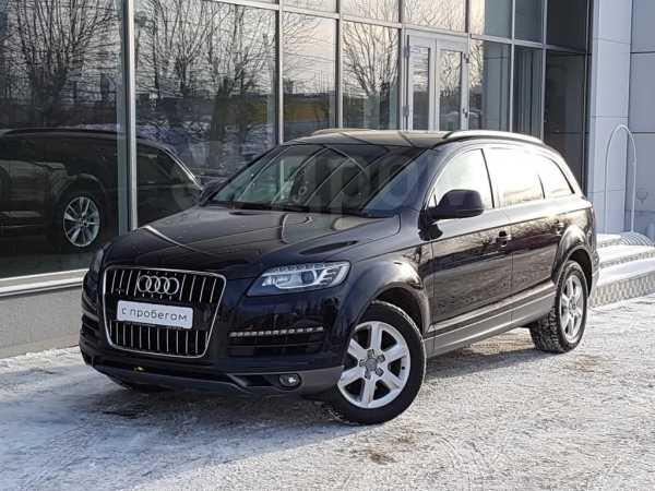 Audi Q7, 2013 год, 1 640 000 руб.