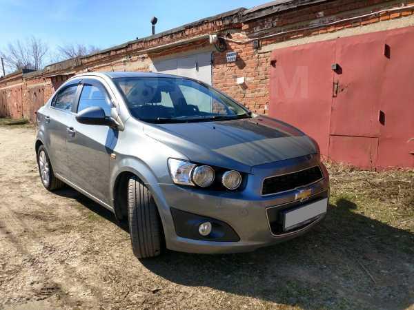 Chevrolet Aveo, 2014 год, 459 000 руб.