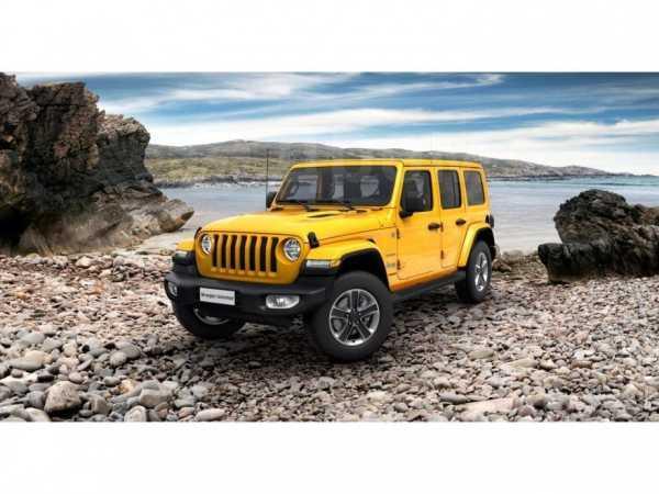Jeep Wrangler, 2019 год, 4 445 000 руб.