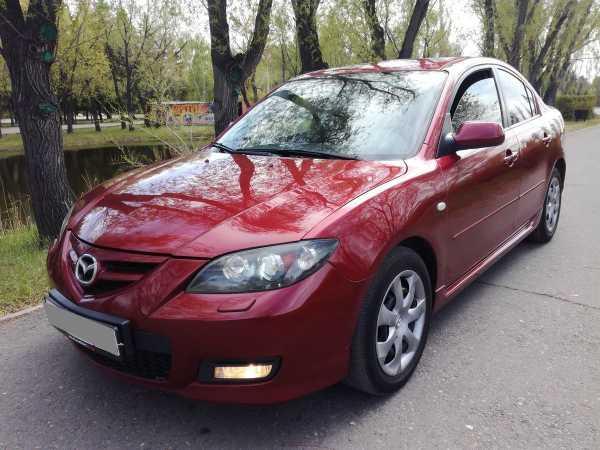 Mazda Mazda3, 2008 год, 445 000 руб.