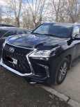 Lexus LX570, 2016 год, 5 320 000 руб.