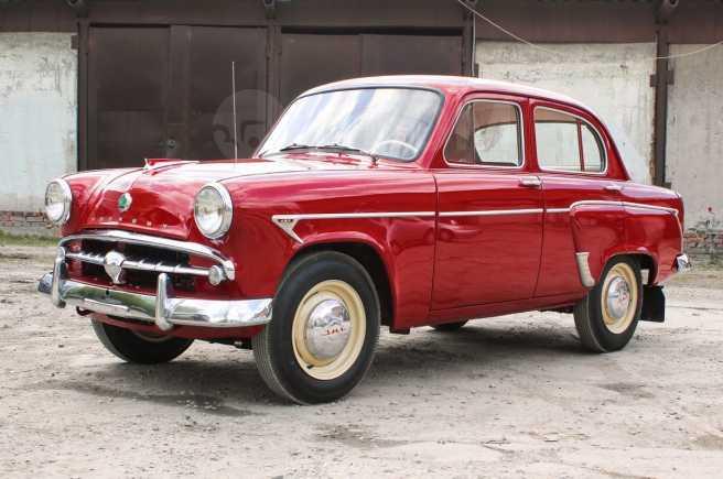 Москвич 407, 1959 год, 1 500 000 руб.