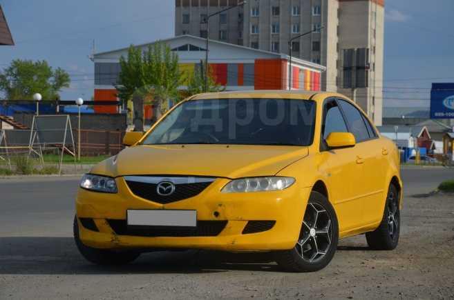 Mazda Mazda6, 2003 год, 199 000 руб.