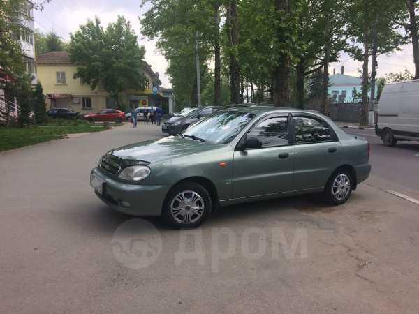Chevrolet Lanos, 2008 год, 168 000 руб.