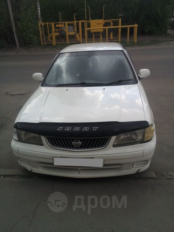 Nissan Sunny, 1999 год, 235 000 руб.