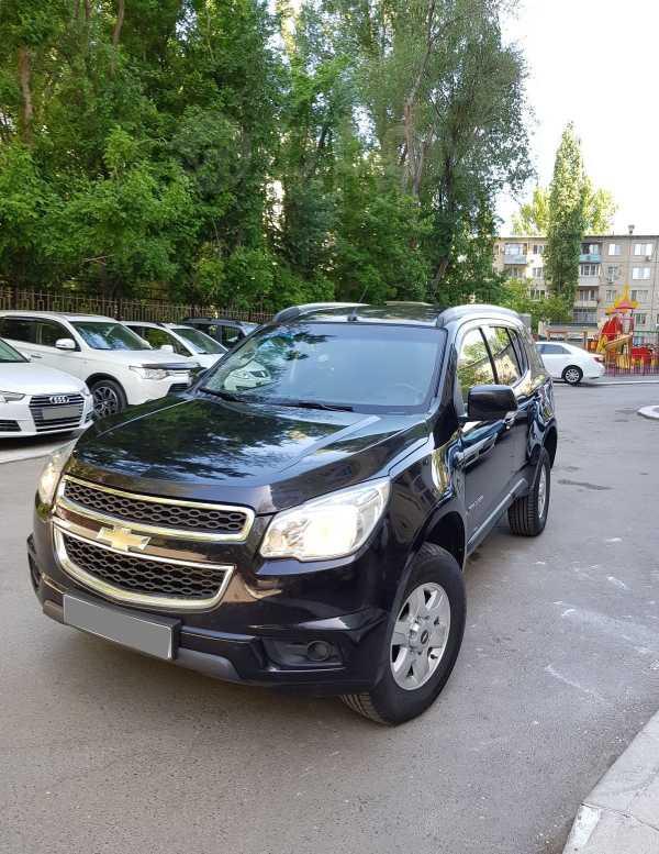 Chevrolet TrailBlazer, 2014 год, 960 000 руб.