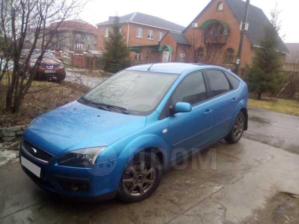 Ford Focus, 2005 год, 325 000 руб.