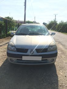Renault Clio, 2002 г., Краснодар