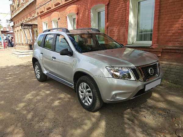 Nissan Terrano, 2014 год, 715 000 руб.