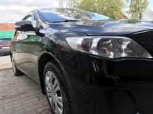 Toyota Corolla, 2012 г., Новосибирск