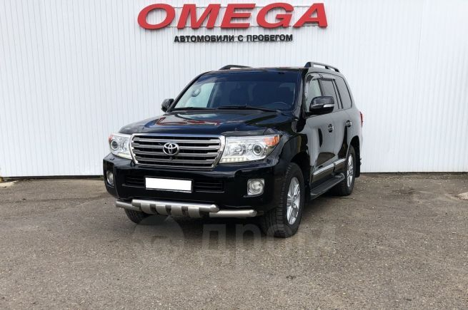 Toyota Land Cruiser, 2013 год, 2 450 000 руб.