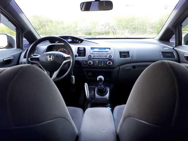 Honda Civic, 2008 год, 350 000 руб.