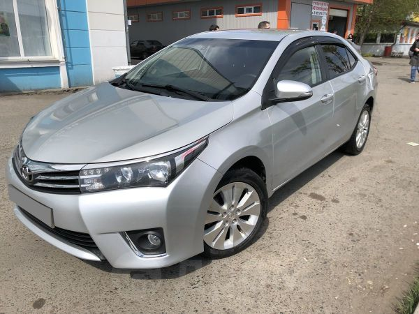 Toyota Corolla, 2014 год, 730 000 руб.