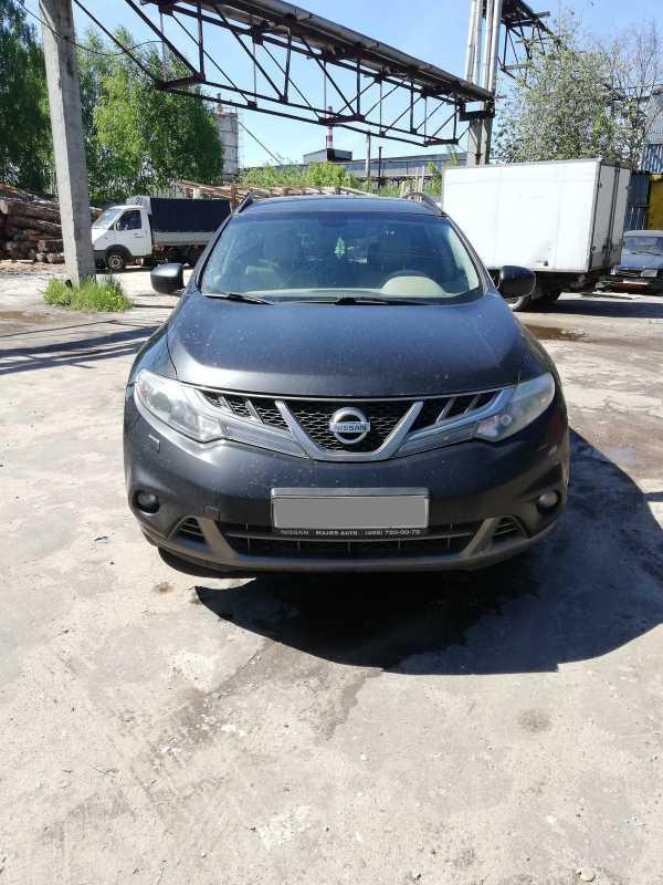 Nissan Murano, 2012 год, 470 000 руб.