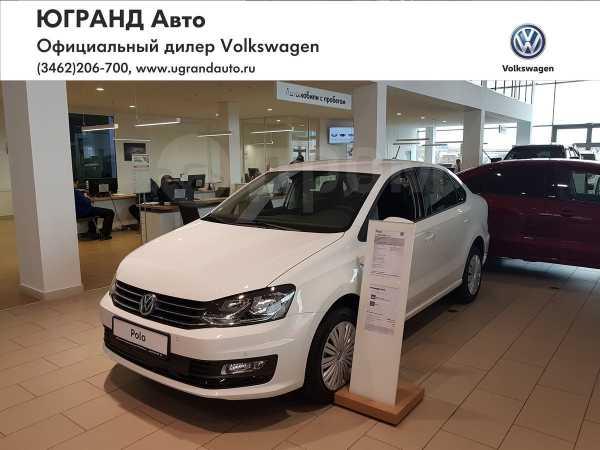 Volkswagen Polo, 2019 год, 916 142 руб.