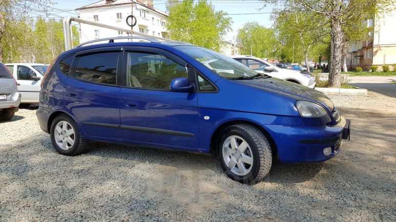 Chevrolet Rezzo, 2005 год, 240 000 руб.