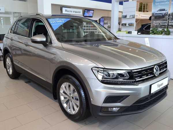 Volkswagen Tiguan, 2019 год, 2 249 000 руб.
