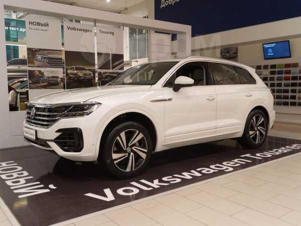 Volkswagen Touareg, 2019 год, 5 716 000 руб.