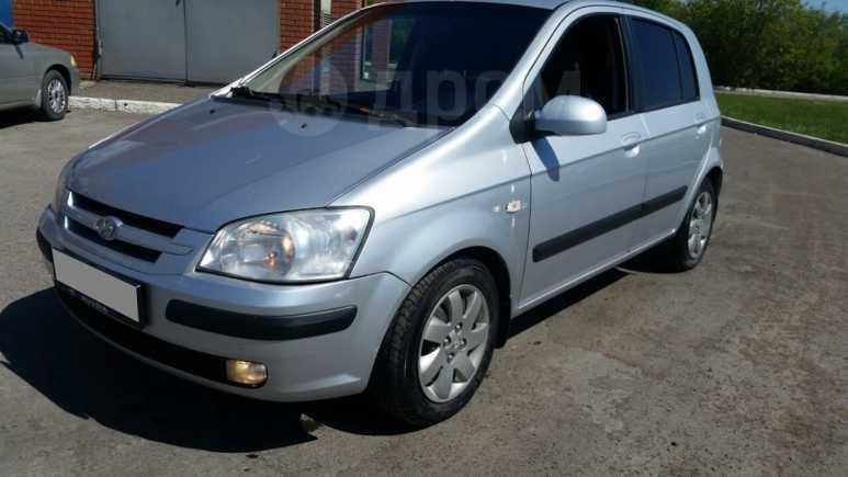 Hyundai Getz, 2005 год, 290 000 руб.