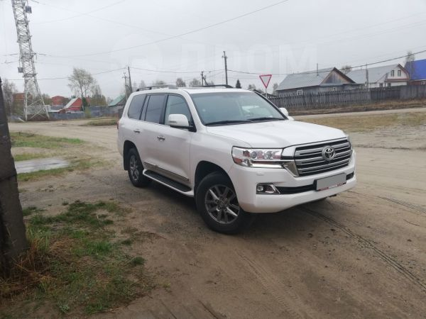 Toyota Land Cruiser, 2015 год, 3 700 000 руб.