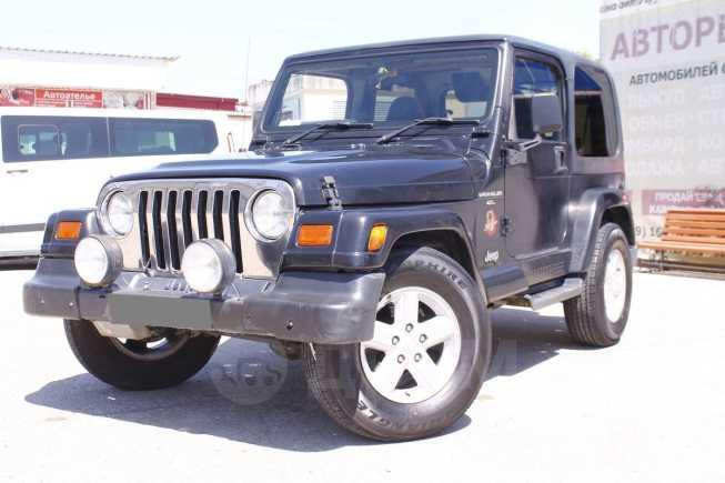 Jeep Wrangler, 1997 год, 445 000 руб.