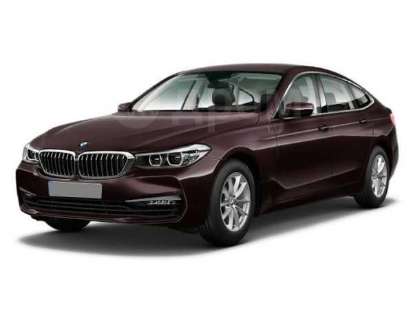 BMW 6-Series Gran Turismo, 2019 год, 3 925 099 руб.