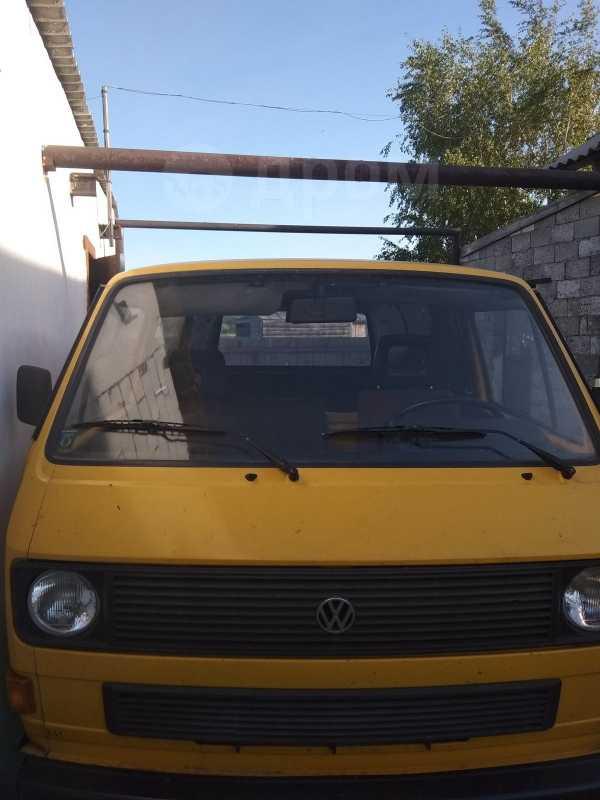 Volkswagen Transporter, 1984 год, 75 000 руб.