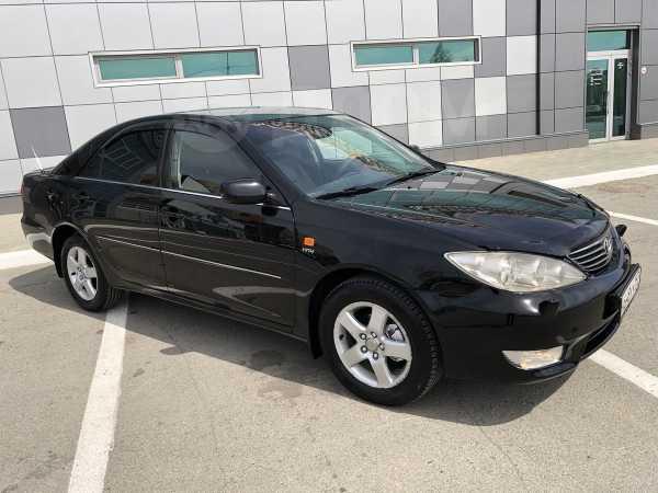 Toyota Camry, 2005 год, 619 000 руб.